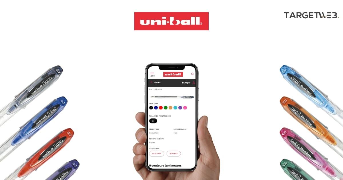 Site Mobile - Uniball