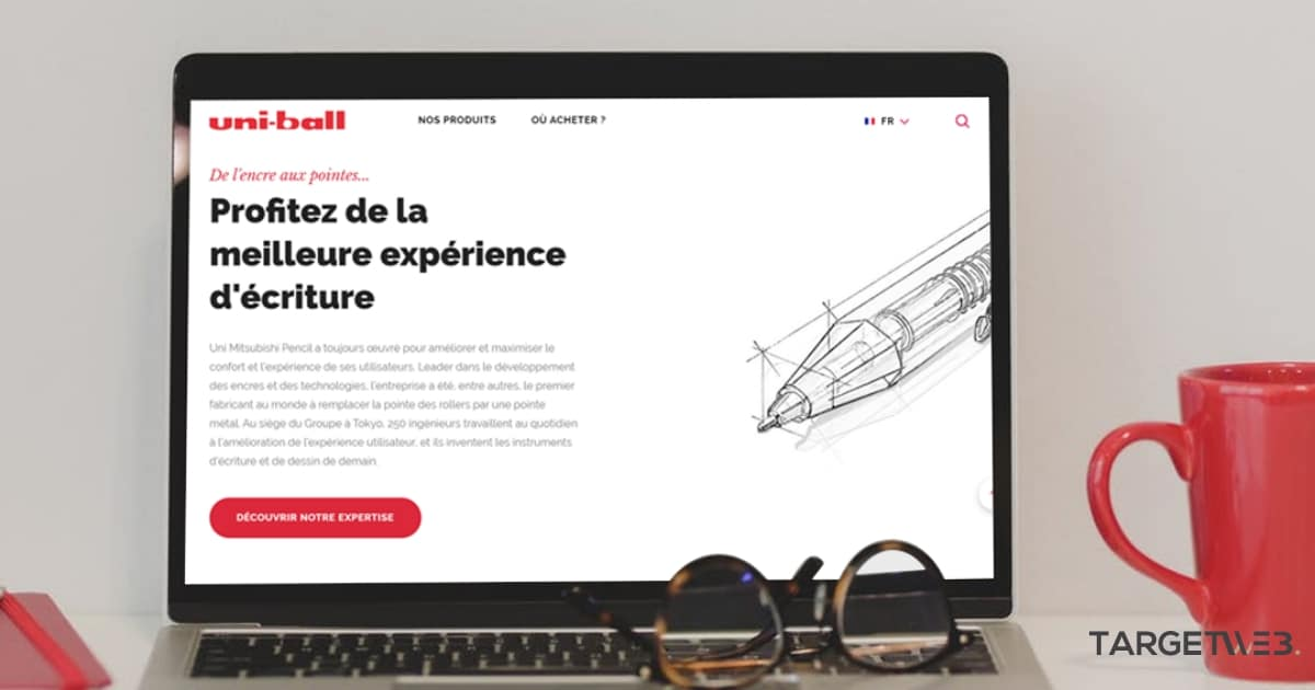 Site Web - Uniball