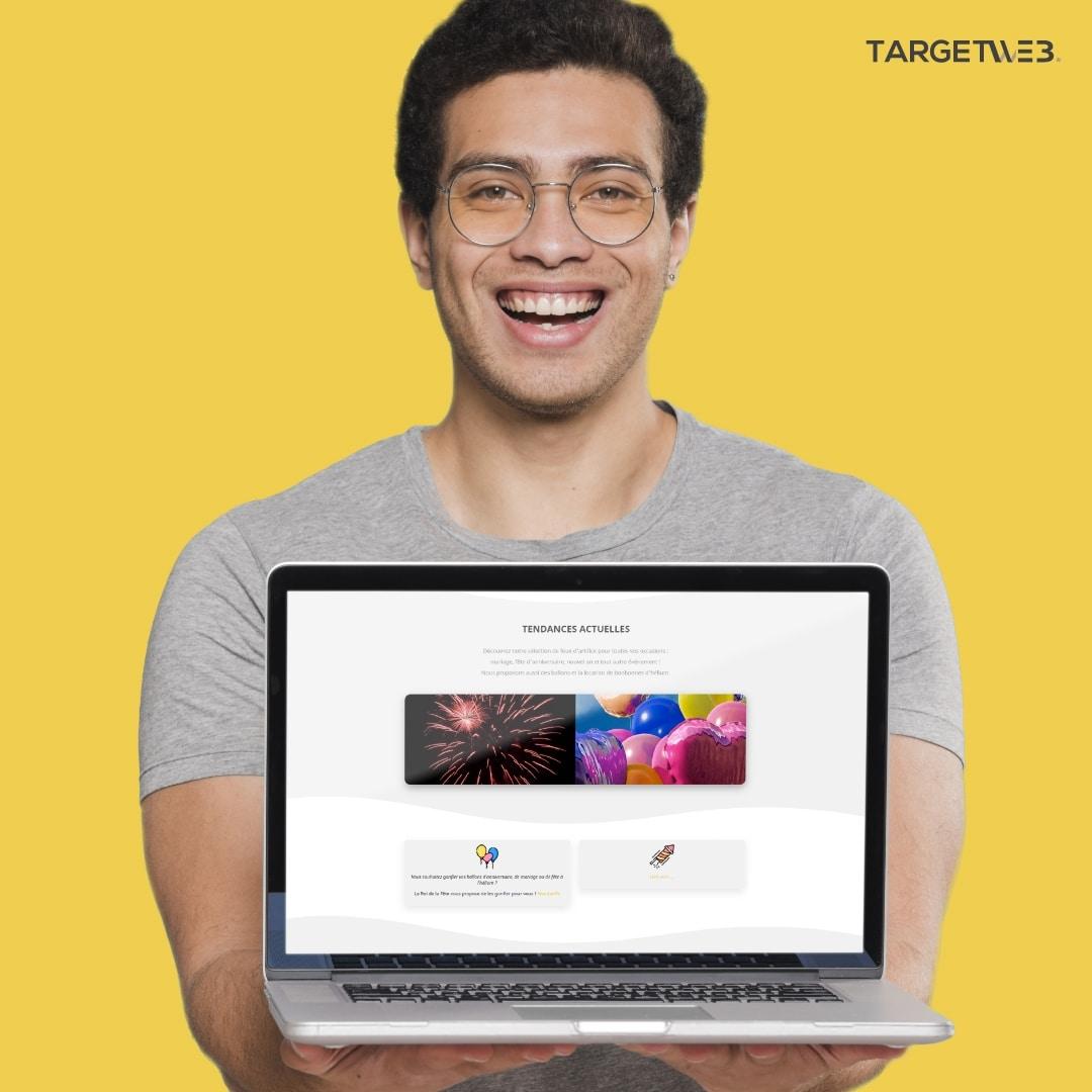 Refonte de site e-commerce